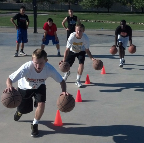 youth basketball workouts