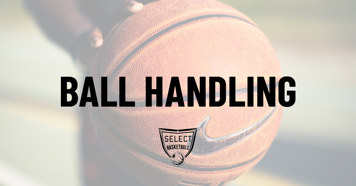 Basketball ball handling drills and skill development