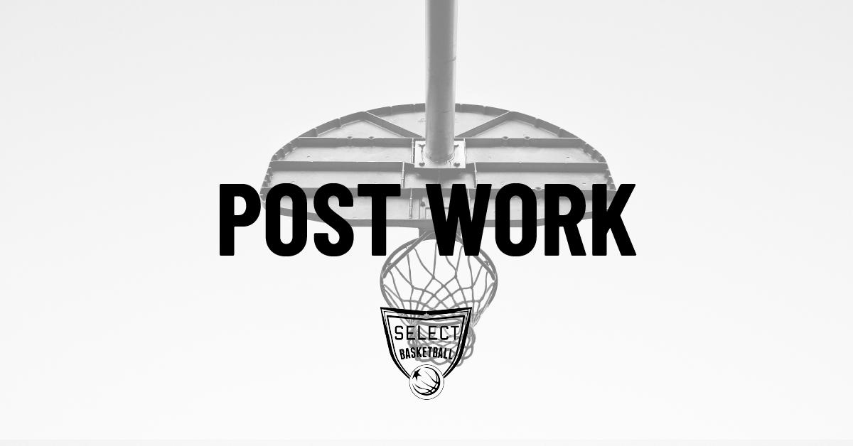 Post Work Basketball Drills