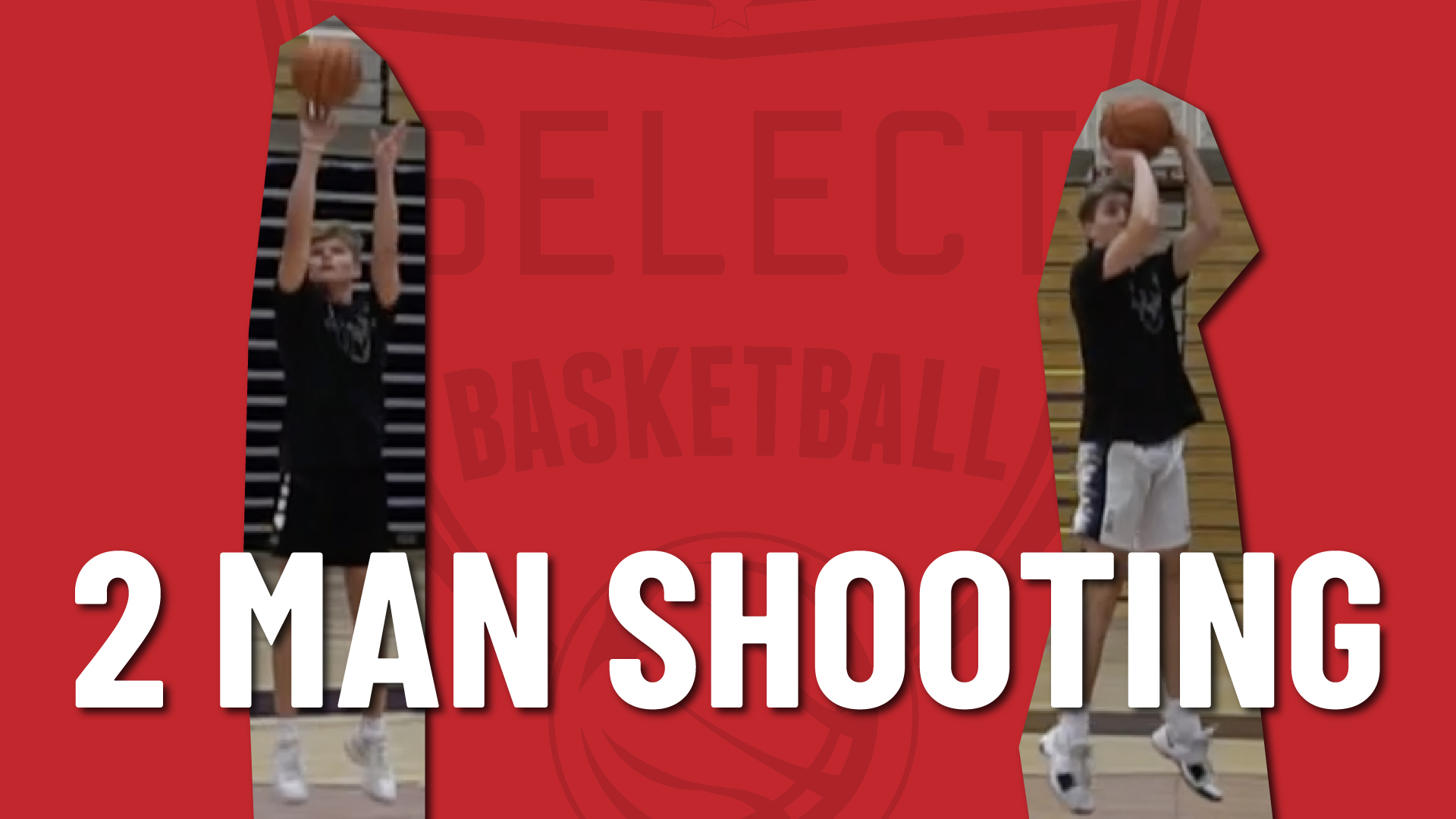 This basketball drill is great for developing skills off an inside-catch. Players develop various attack moves to create separation.