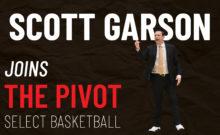 Scott Garson - assistant men's basketball coach at Santa Clara University