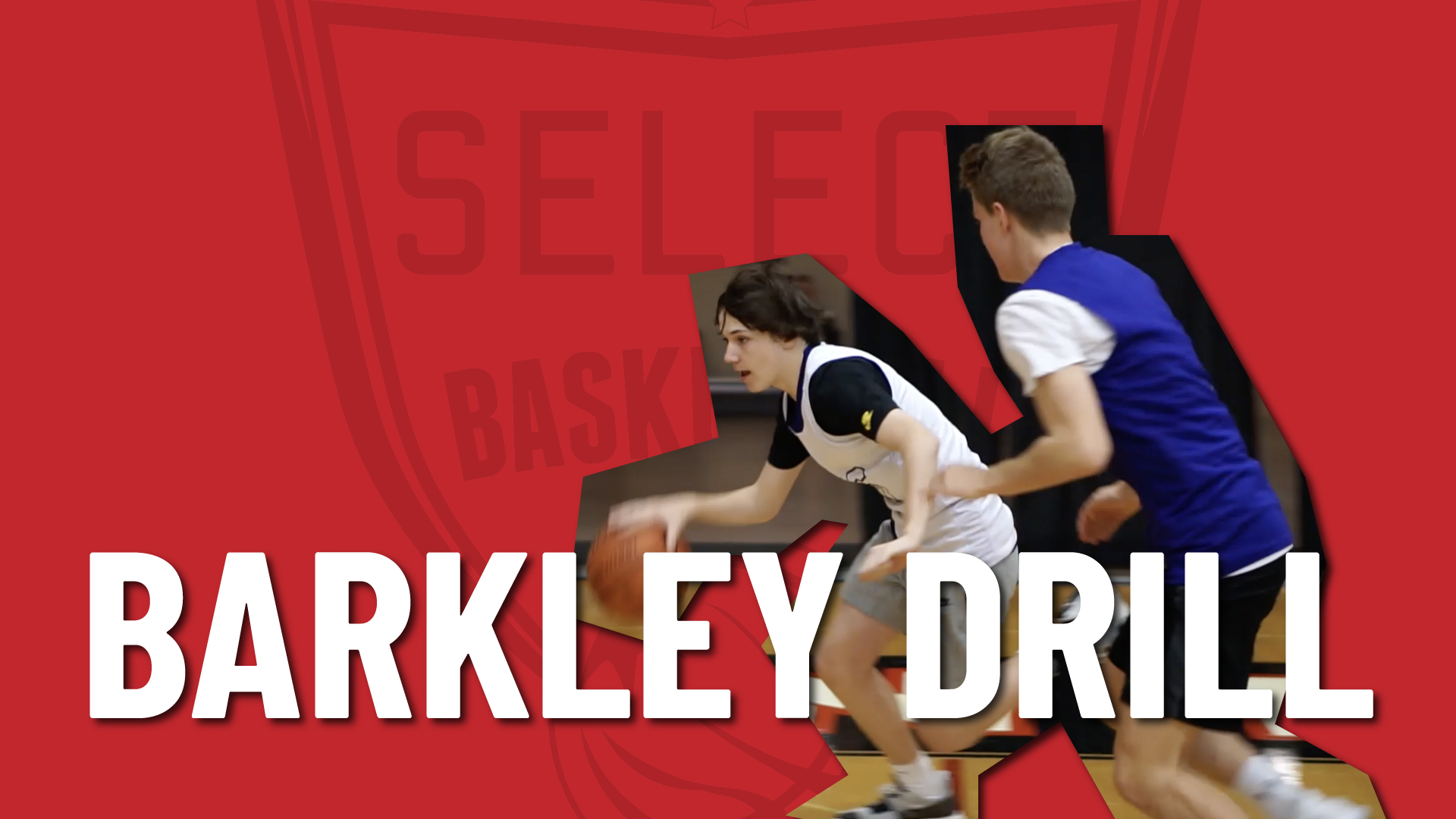 Named after NBA Hall of Famer Charles Barkley, this drill helps players get good position and use their body in the post, giving them more options.