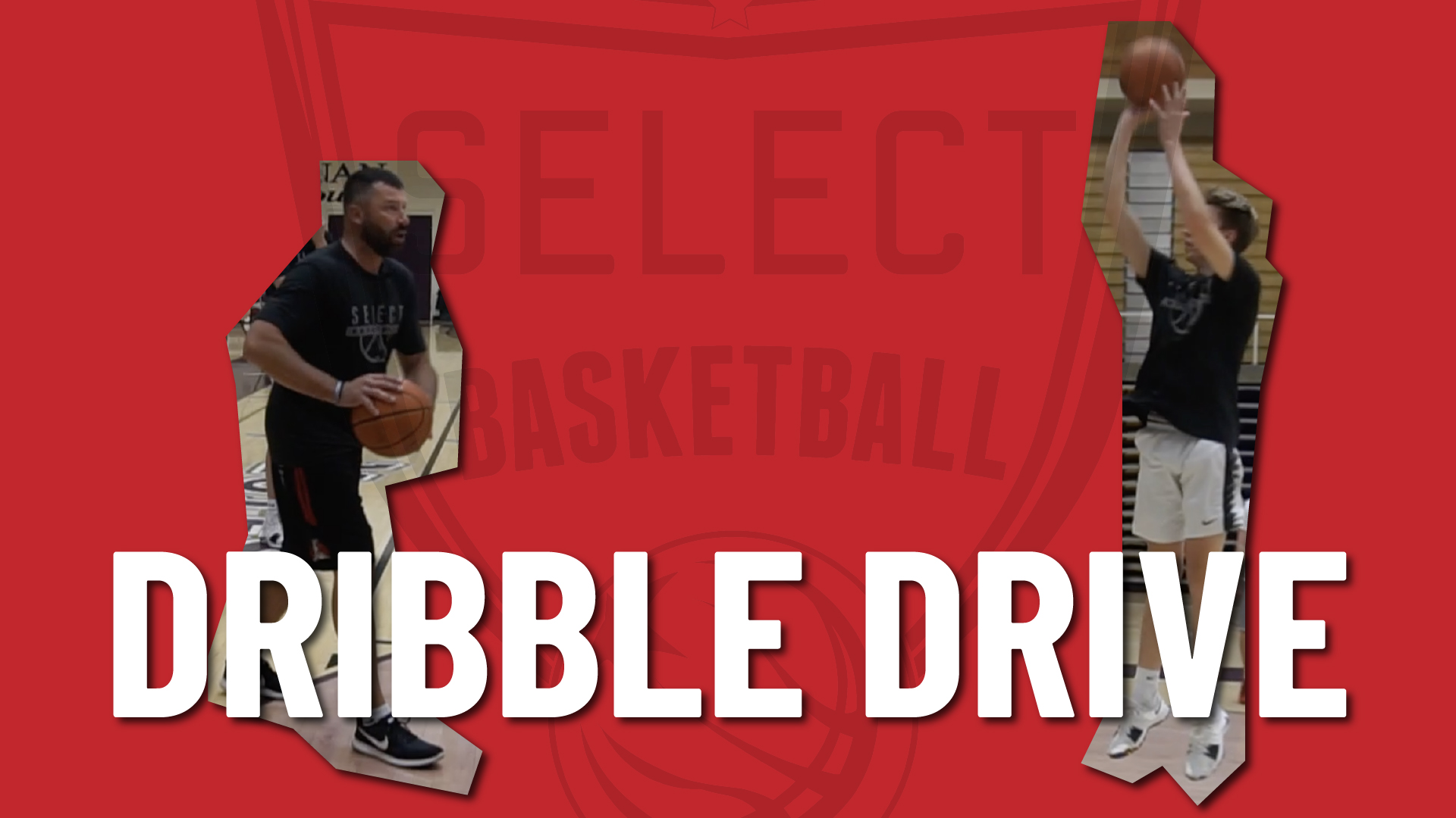 This basketball drill incorporates multiple skill sets including dribbling, kick-out passes, and drift passing & spacing.