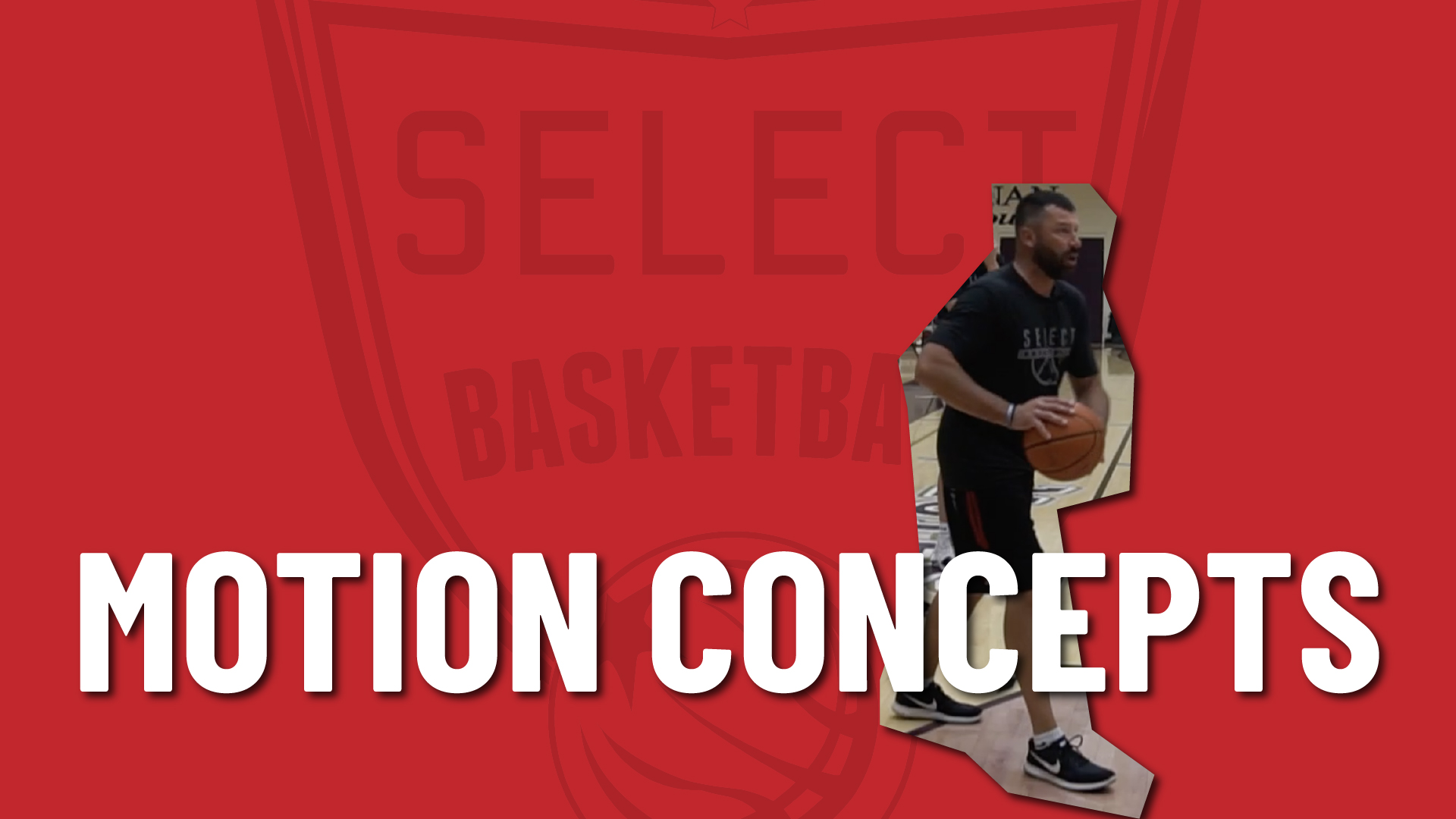 Within a motion offense, there are several variations that the offensive players can use depending on what the defense does.