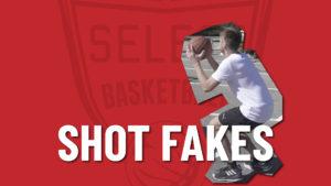 shot fake basketball drill