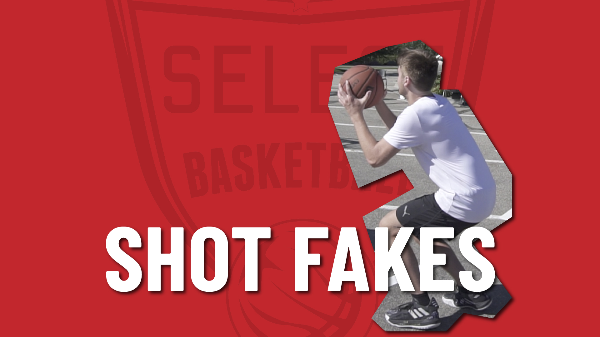 shot fake basketball drill